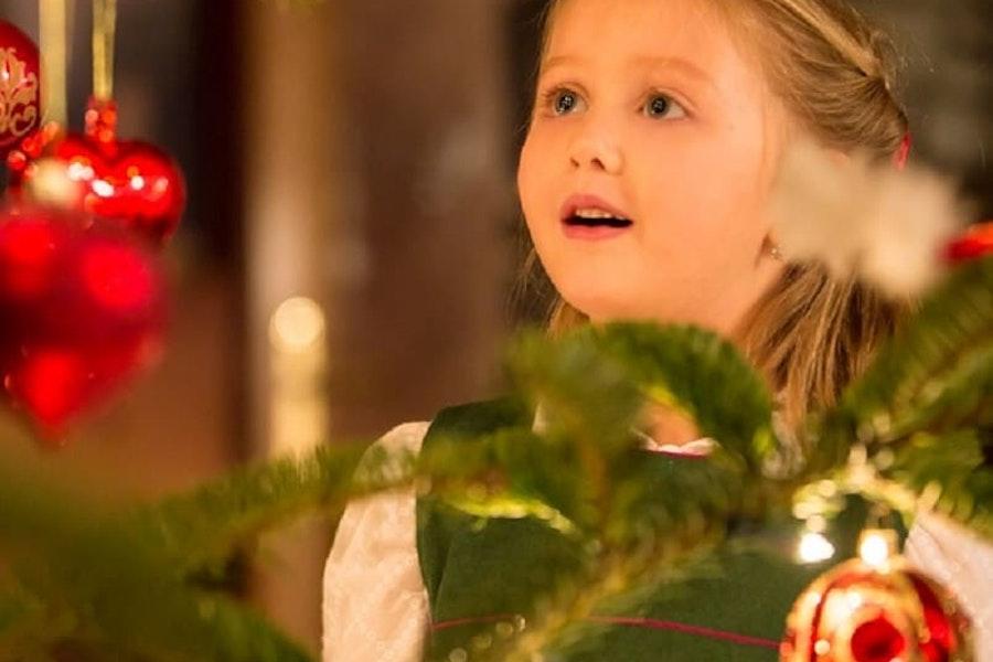 Weihnachts-Pauschale mit Herz