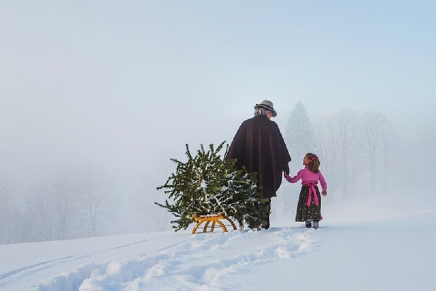 Christmas- Tage