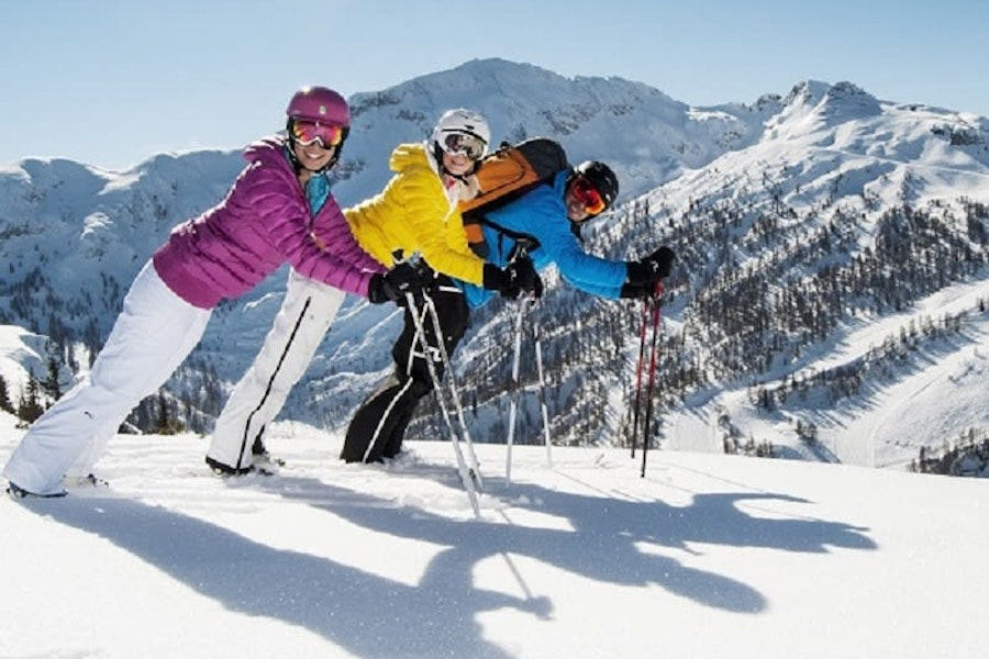 3 Tages Ski & Wellness Special