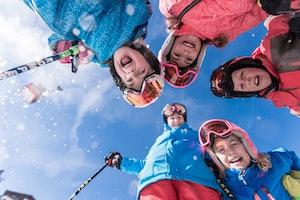 Familien-Ski-